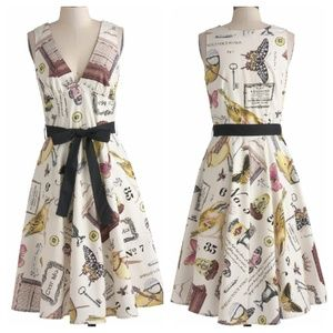 Modcloth Heritage Collection Dress
